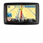 GPS Tomtom VIA 1600 / Tela 6 / Touch Screen / LCD / Mapa 3D / Preto