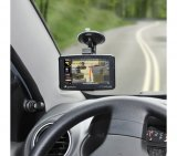GPS Apontador Slimway / Tela 4,3 / Memória de 1GB / Preto