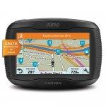 GPS para Moto Garmin Zumo 395LM Preto Touchscreen 4,3
