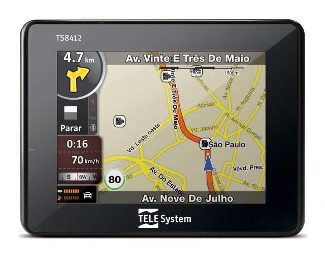 Navegador GPS Tele System 3,5