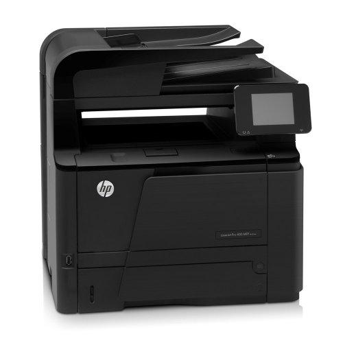 Impressora Mult HP Mono Laserjet M425DN ePrint Lcd 3,5 1200x1200 USB Preto