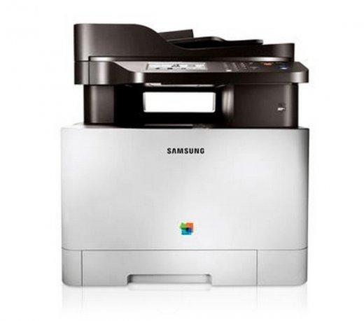 Multifuncional Laser Samsung CLX-4195FW / Colorida / Impressão / Cópia / Digitalização / Wireless