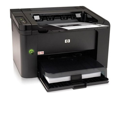 Impressora HP Laserjet P1606DN / Laser / Monocromática / Preta / 110V