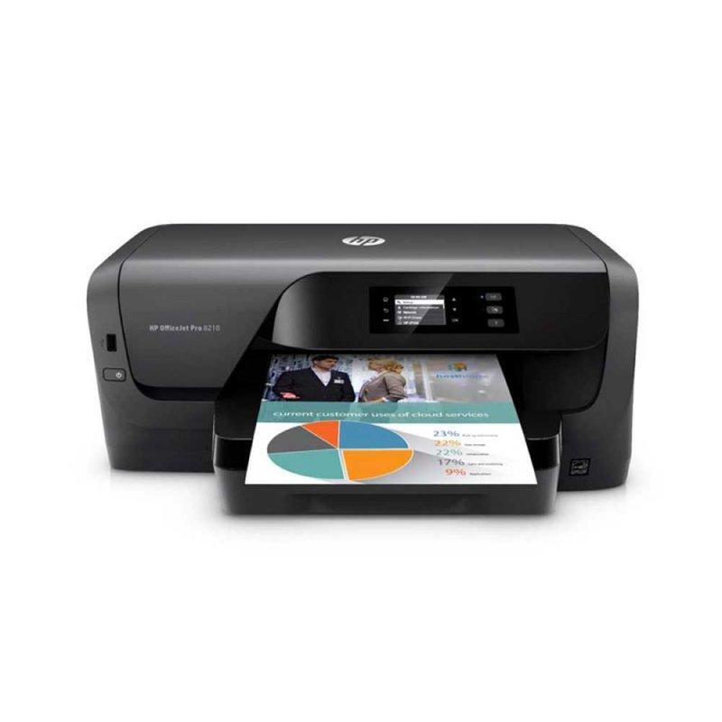 Impressora HP OfficeJet Pro 8210-7T-D9L63A