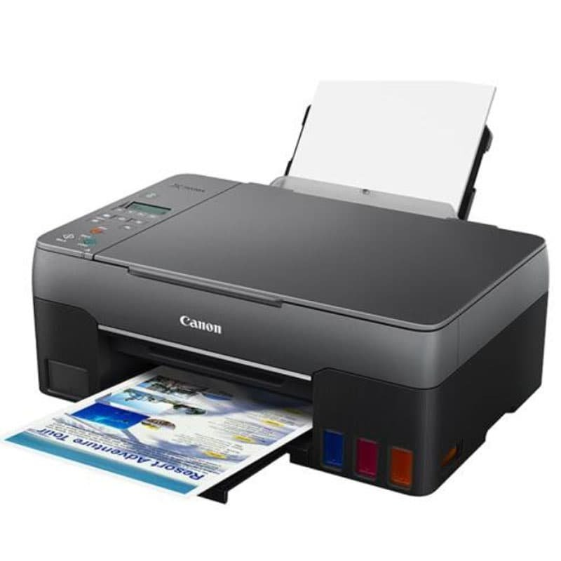 Impressora Multifuncional Canon J Tinta MEGA TANK G3160 Wi-Fi