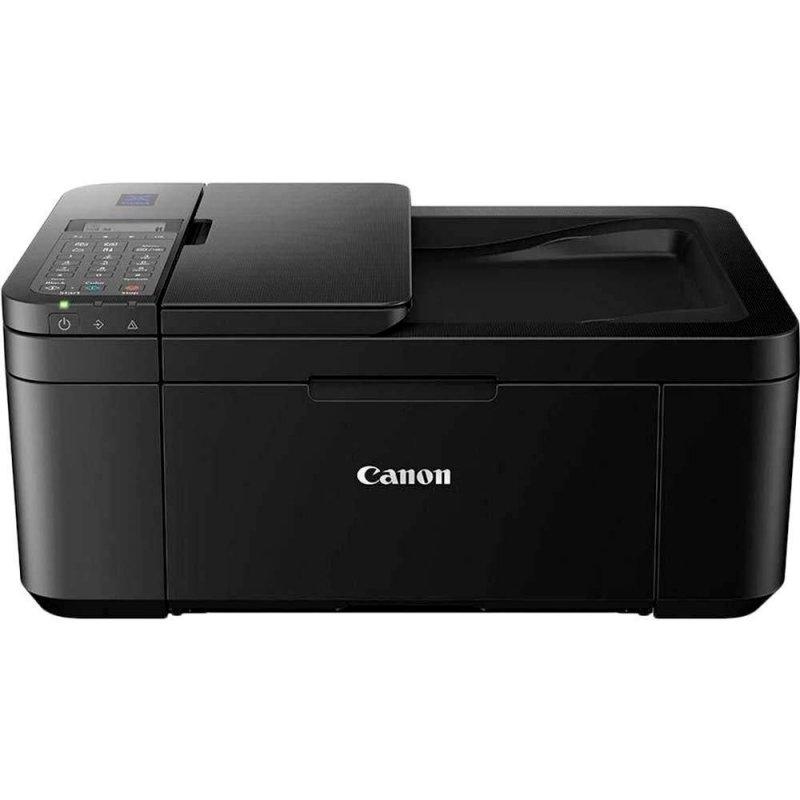 Impressora Multifuncional Jato de Tinta Canon Pixma E4210 Wireless Imprime Digitaliza e Copia