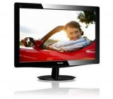 Monitor Philips LED 18,5 196V3L / Widescreen / Preto