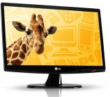 Monitor LG / LCD 21,5 Widescreen/ Preto/ Bivolt