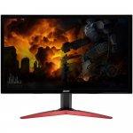 Monitor Acer Gamer 23.6 Full HD KG241Q HDMI AMD FreeSync 144hz 1ms Preto