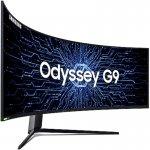 Monitor Gamer Curvo Samsung Odyssey 49 240Hz 1ms HDMI USB G-sync Freesync Premium Pro Branco