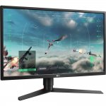 Monitor Gamer LG Full HD 27 240Hz 27GK750F 1ms 240Hz AMD FreeSync Preto