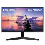 Monitor Gamer Samsung LED 22 IPS Full HD Vesa Free Sync Modo Gaming Preto LF22T350FHLMZD