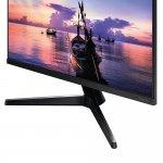 Monitor Gamer Samsung LED 24 IPS Full HD Vesa Free Sync Modo Gaming Preto LF24T350FHLMZD