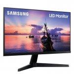 Monitor Samsung 27 FHD HDMI VGA Preto Série T350 LF27T350FHLMZD