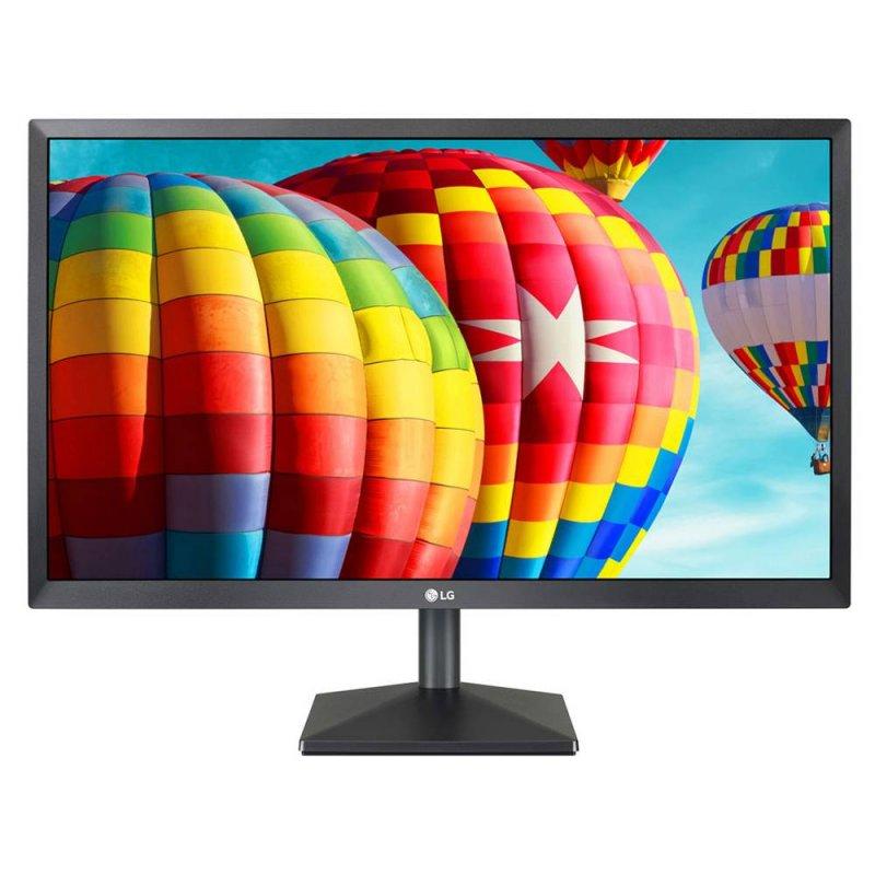 Monitor LG Full HD IPS 23,8 AMD Freesync 24MK430H Preto