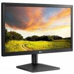 Monitor LG LED 19.5 HDMI VGA 2ms Ajuste de Inclinação 20MK400H B Preto
