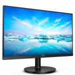 Monitor Philips 21,5 LCD WVA HDMI Bordas Ultrafinas Preto