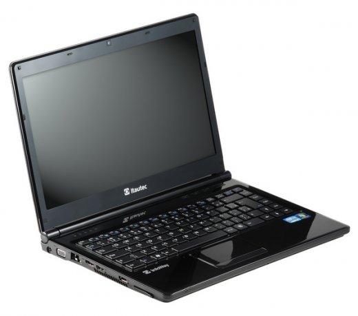 Notebook Itautec Infoway / Intel Core i3 / 3GB / HD 500GB / 14 / Windows 7 Home Basic