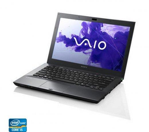 Notebook Sony Vaio / Core i5 / 4GB / HD 500GB / 13.3 / Windows 7 Home Premium