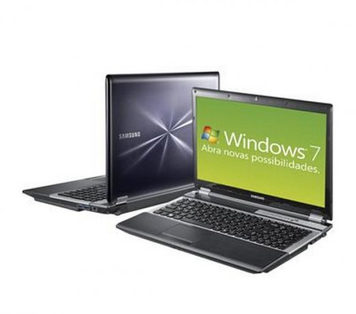 Notebook Samsung RF511-SD2 / Core i5 / 15.6 / 6GB / 750GB / Wi-Fi / DVD-RW / HDMI / Windows 7