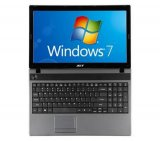 Notebook Acer Aspire AS5733-6668 / 15,6 / Core i3 / 2GB / 320 GB / Windows 7 / Preto
