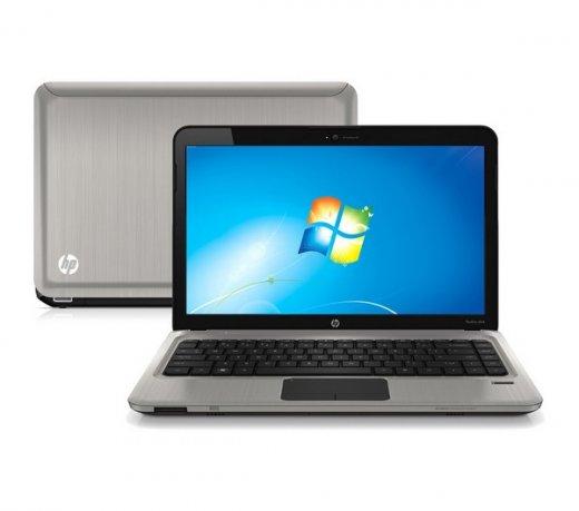 Notebook HP Pavilion DM4-2135BR / Prata / Core i3 / 4GB / 640GB / 14 / Windows 7