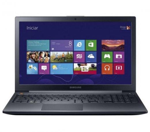 Notebook Samsung Ativ Book 6 NP670Z5E-XD1BR / Core i5 / 8GB / 1TB / LED 15.6 / Windows 8
