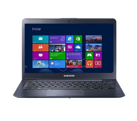 Ultrabook Samsung Ativ Book 5 530U3C-KD1BR / Core i5 / 13.3 LED / Windows 8 / 4GB / 500GB / 24GBSSD