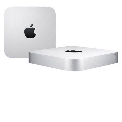 Mac Mini Apple / i5 / 4GB / 500GB / MD387BZ/A / OS X Mavericks / USB / HDMI / Prata