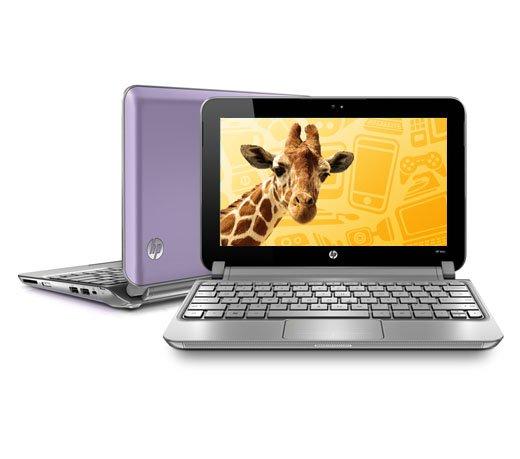 Netbook HP Mini 210-2045Br / Intel Atom N455 / HD 320Gb / 2 Gb / 10.1 / Windows 7 St.