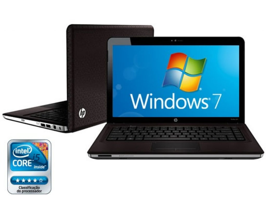 Notebook HP Pavilion dv5-2080br Entertainment