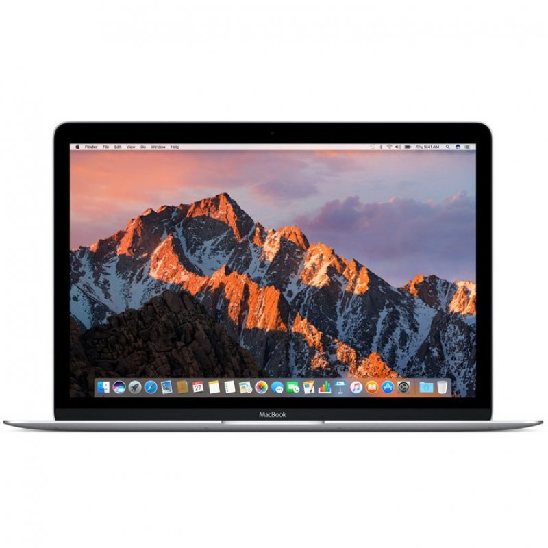MacBook Apple Prata 12 MNYH2BZ/A 8GB SSD 256GB Intel Core M3 Dual Core 1,2 GHz