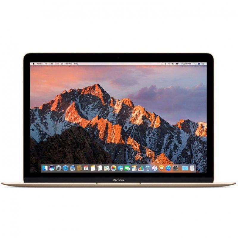 MacBook Apple Dourado 12 MNYL2BZ/A 8GB SSD 512GB Intel Core i5 Dual Core 1,3 GHz