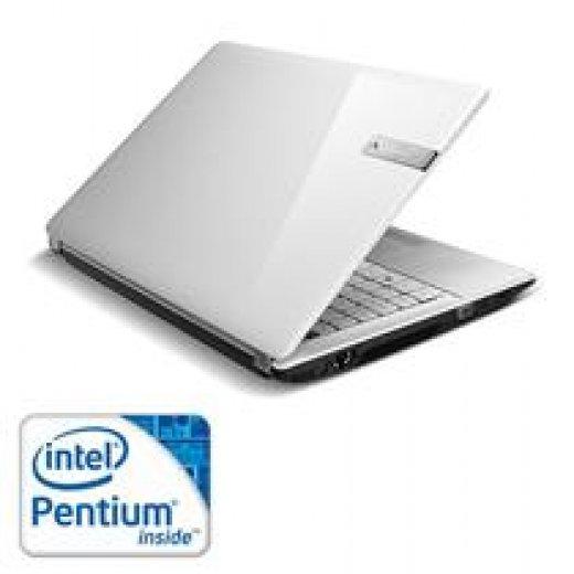 Netbook Gateway Branco, Dual CoreP6100,3GB, 320 SATA 2.5, tela