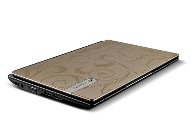 Netbook Gateway LT2303P Bronze N450 250Gb 2Gb Windows 7 e tela 1