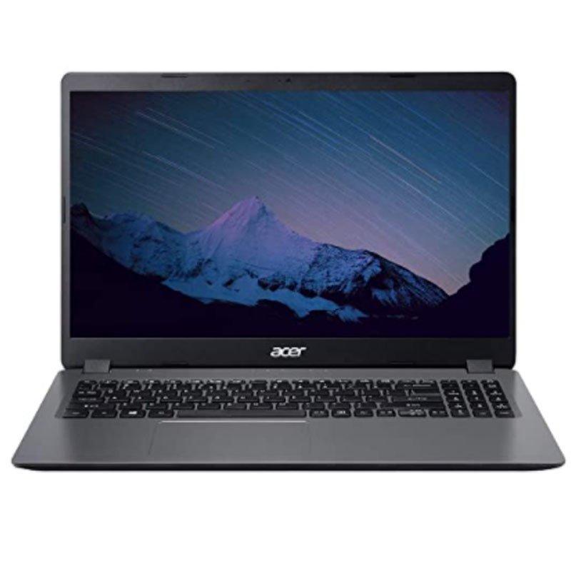 Notebook Acer Aspire 15,6 Core I3 1005G1 W10 3 A315-56-36Z1 Home Cinza