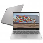 Notebook Lenovo 15.6 Ultrafino Ideapad 12GB 1TB Linux S145 Ryazen 5 S145 Ryzen