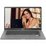 Notebook LG Gram 14 14Z90N Intel Core I5 8GB SSD 256 GB M.2 Nvme Windows 10 Home Cinza Titanio