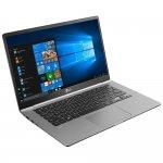 Notebook LG Gram 14 Windows 10 Home com Intel Core i5 geração 8 8GB DDR4 SSD 256 titânio