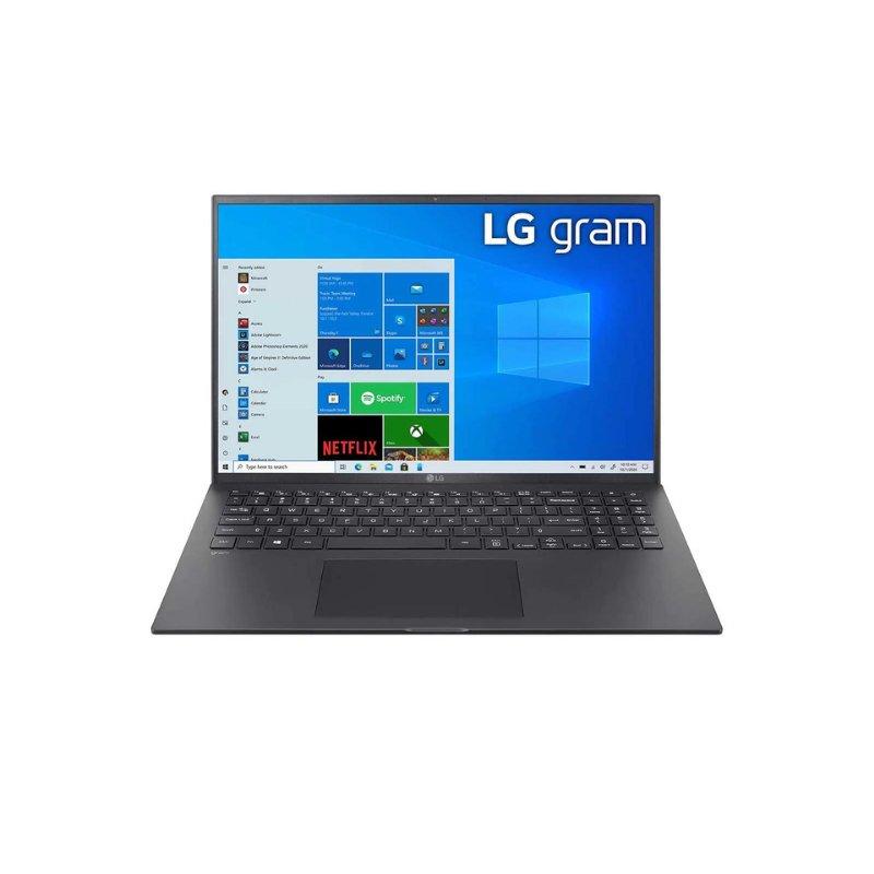 Notebook LG Gram 16 16Z90P Intel Core i7 16GB Ram 256GB SSD Windows 10 Preto
