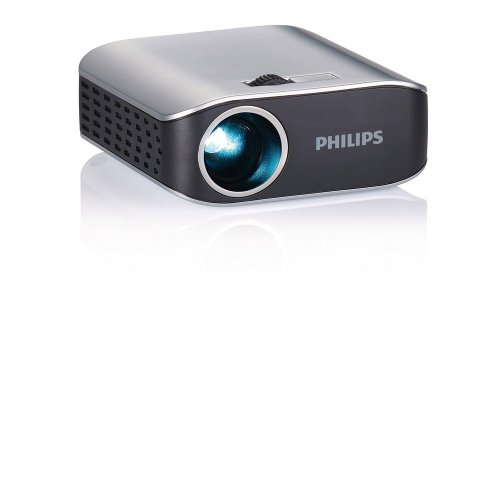 Microprojetor PicoPix Philips PPX2055 / HDMI / Mini USB / 55 Lumens / Tripé