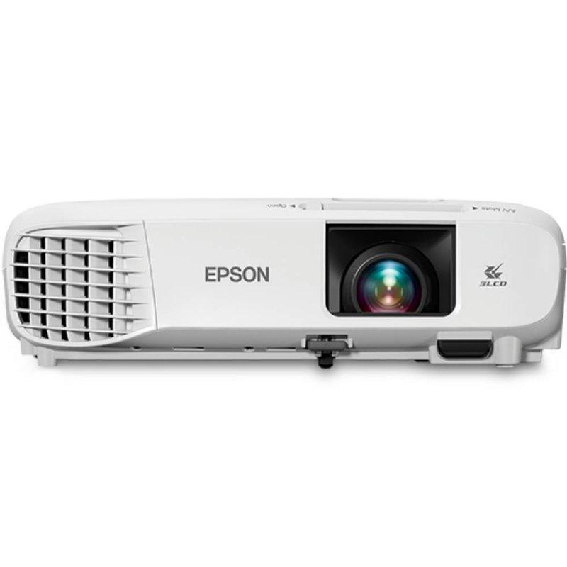 Projetor Epson PowerLite S39 3300 Lumens 3LCD HDMI VGA USB