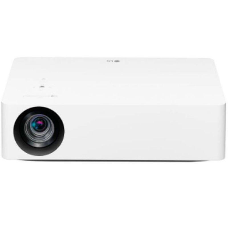 Projetor LG CineBeam Smart TV 140 UHD 4K HU70LA Branco