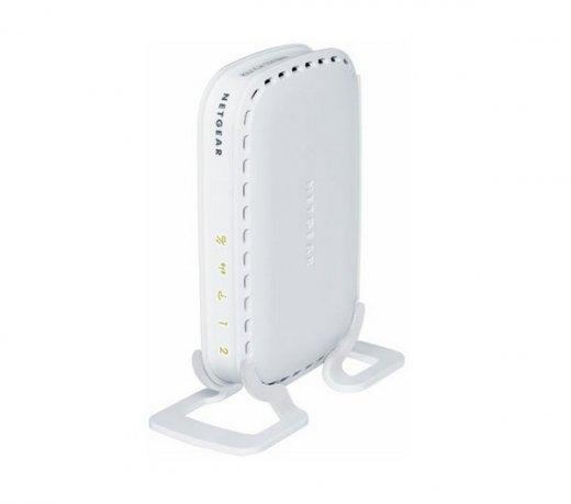 Roteador WGR612-100LAS / Wireless / 54Mbps / 1 Porta WAN / 2 Portas LAN / Branco