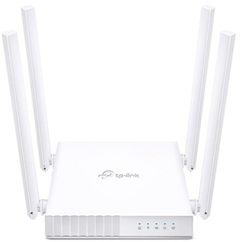 Roteador Wi Fi Dual Band AC750 ARCHER C21 TP-LINK Branco