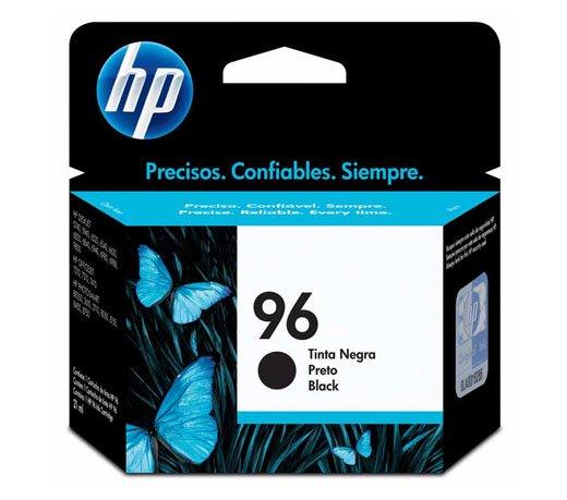 Cartucho / HP / HP96 / 21 ML / C8767WL / Preto / Caixa 1 Unidade