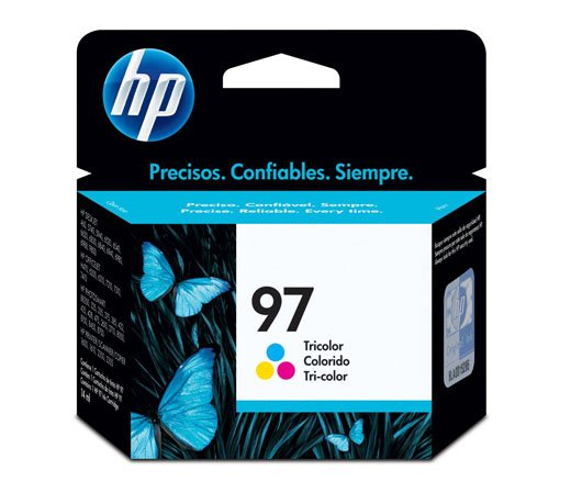 CARTUCHO HP 97 COLOR 14ML C9363WL HP CX 1 UN