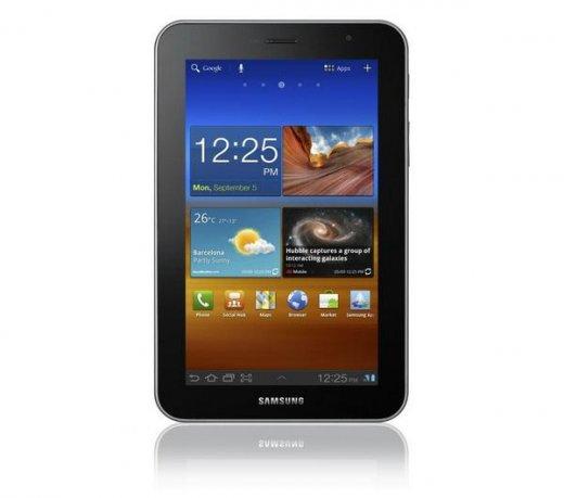 Galaxy Tab Samsung 7.0 Plus / P6200 / Android 3.2 / Tela de 7 / Wi-Fi / 3.2MP / Dual Core