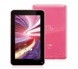 Tablet Multilaser Vibe / NB037 / 7 / Wi-fi / 4GB / Android 4.0 / Rosa