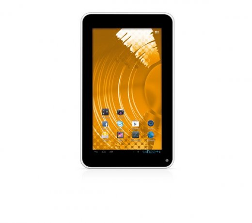 Tablet Multilaser Vibe / NB038 / 7 / Wi-fi / 4GB / Android 4.0 / Branco